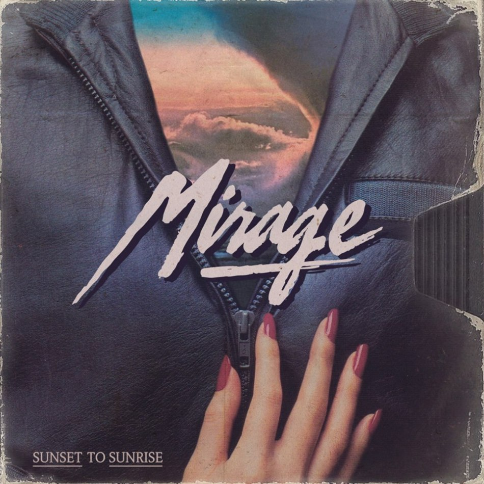 MIRAGE sunset to sunrise